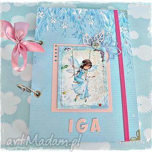 Prezent Pamiętnik imienny dla dziewczynki, pamietnik, notatnik, dziewczynka, prezent