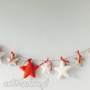 girlanda gwiazdki - ,girlanda,stars,gwiazdki,ozdoba,dekoracja,