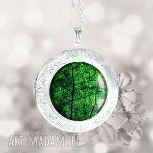 naszyjnik medalion otwierany - amazonia - sekretnik, na-prezent, prezent-dla-kobiety