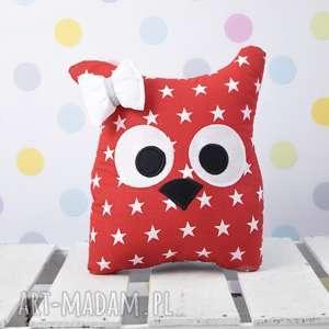 Prezent Przytulanka w kształcie sowy, prezent, dziecko, przytulanka, dekoracje