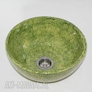 ceramika umywalka nablatowa unikatowa umywalka, polska