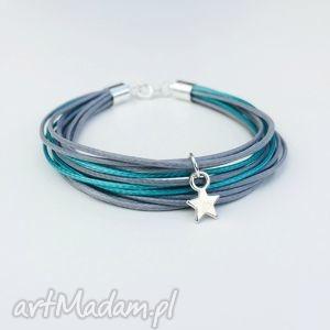 bransoletka simple gwiazdeczka, gwiazdka, gwiazdki, stars, bransoletka, morska