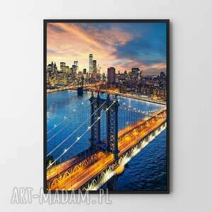 plakat obraz bridge 30x40 cm, obraz, mieszkanie, wnętrze