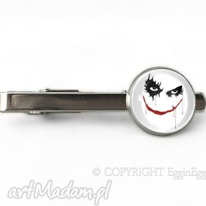joker - spinka do krawata, joker, spinka, uśmiech, prezent, filmowa