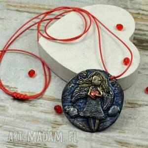 handmade wisiorki