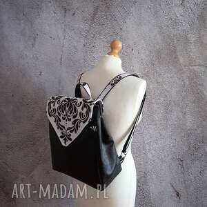 świąteczne prezenty, damski plecak, mini plecak do pracy
