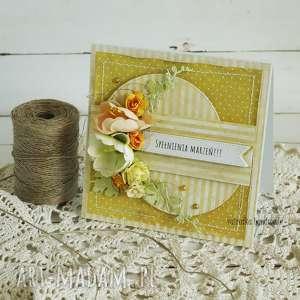 Spełnienia marzeń, kartka w pudełku, 226 - ,urodziny,imieniny,kartka,podziękowanie,