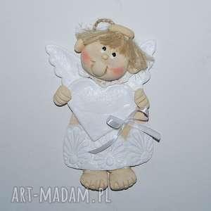 ręcznie robione pokoik dziecka pilnuję marcelka - aniołek