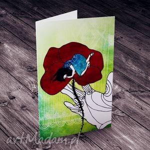 Karteczka dla dziewczynki na życzenia, dziecko, kartka, dziewczynka