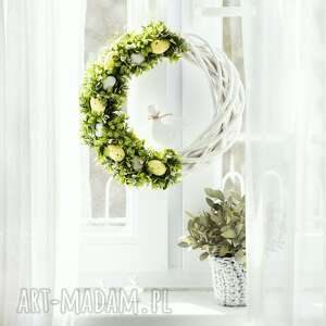 wianek wielkanocny, wielkanoc, wianek, dekoracja, dekoracja