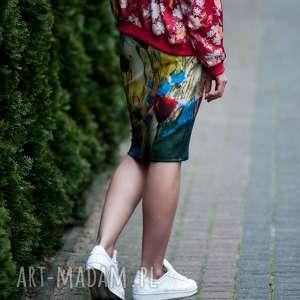 hand-made spódnice spódnica ołówkowa