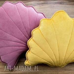 poduszka dekoracyjna muszla, prezent, jasiek dom
