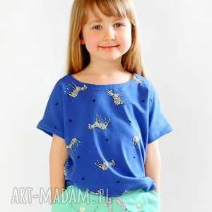 kimono ZEBRY, koszulka, t-skirt, zebry, wiosna, dziecko,
