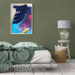 abstrakcja 100x70, duży obraz do salonu, obraz, duże obrazy, duża
