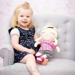 lalki lala pandy, prezent, lala, dzień dziecka, szmacianka, dla dziewczynki