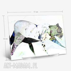Leopard , grafika, leopard, dom, dekoracja, podpórka, kot