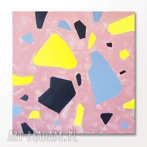 obraz dekoracyjny lastrico, nowoczesny abstrakcyjny