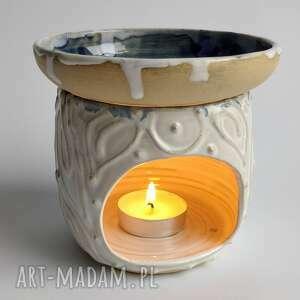 kate maciukajc kominek ceramiczny 3, kominek, prezent, że świeczką