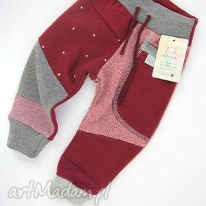 hand-made ubranka patch pants - eco dresik dziecięcy