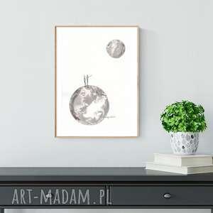 zamówienie grafika a4 malowana ręcznie, minimalizm, grafiki do salonu, obrazy