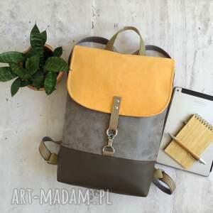 damski plecak, miejski przechowywanie, plecak do pracy