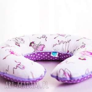 Poduszka do karmienia Baletnice, niemowlę, karmienie, przytulanie, bezpieczeństwo