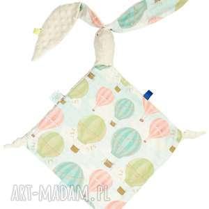 przytulak balony ecru - dziecko, zabawka, przytulak, przytulanka, niemowlak