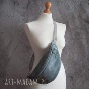 ręcznie zrobione nerki duża nerka/saszetka velvet