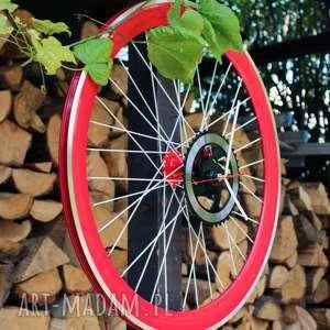 Zegar z koła falcon zegary bikes bazaar prezent, rowerzysta