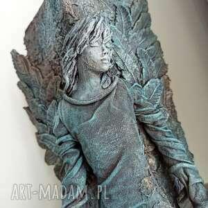 Świecznik - twój osobisty anioł dekoracje nor art anioł-stróż