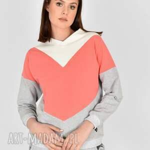oryginalny prezent, trzyforu bluza wirginia szara, bluzy, spodnie, kurtki