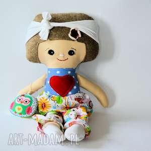 lalka dobranocka - madzia 47 cm, lalka, dobranocka, kolorowa, dziewczynka, wesoła