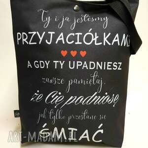 pod choinkę prezent, torba na napę, torba, miejska