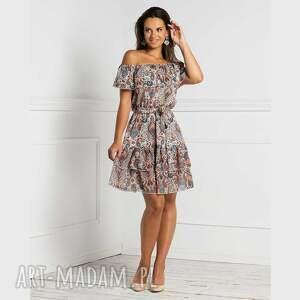 sukienki sukienka zoe mini seleme
