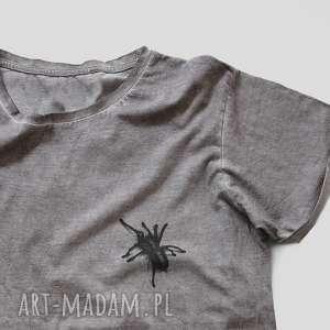 bluzki mini pająk koszulka unisex, spider, vintage, oversize