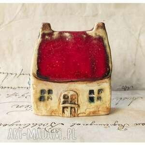 domek z czerwonej zagrody 2, ceramika, domek, wieś, zagroda