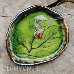 ceramiczny talerzyk c189, talerzyk, na biżuterię, palosanto, podstawka