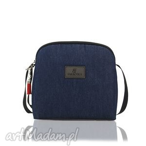 mini simple color 162, torebka, dżins, mini, wyjątkowy prezent