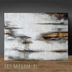prestige - 80x60, technika mieszana, abstrakcja, abstrakcja do salonu, malarstwo