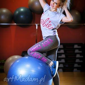 red master clothes uniwersalne melanżowe sportowe legginsy do biegania na siłownie