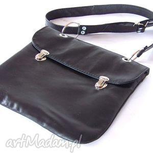 prl mała czarna, elegancka, komunizm, prl, skóra, naturalna, błyszcząca torebki