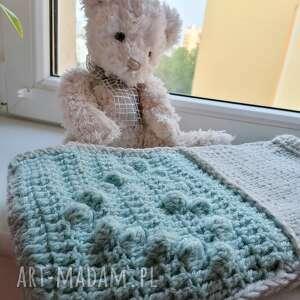 Dla dziecka the wool art pokój dziecka, kocyk, koc, pled