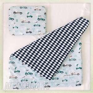 Kołderka s poduszka pokoik dziecka pracownia2siostr poduszka
