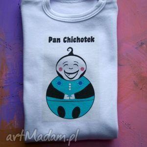 body niemowlęce pan chichotek, body, bluzka, dziecko, niemowlę, prezent