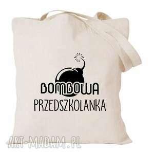 torba z nadrukiem dla przedszkolanki, prezent, zakończenie roku, dzień edukacji