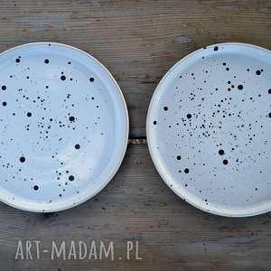ceramika tyka talerze - zestaw dla dwojga, ceramika, talerz, plate