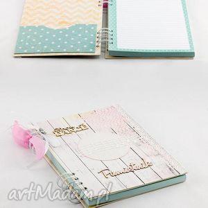 notesy pamiętnik - sekretnik, pamiętnik, notatnik, prezent