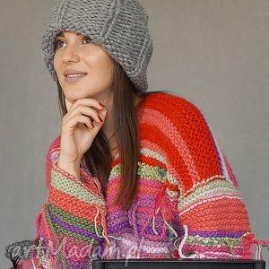 ręcznie wykonane czapki czapka #3