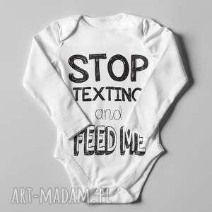 Body feed me, body, feed, stop, śmieszne, text