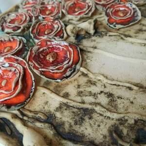 ręczne wykonanie ceramika zestaw palo santo
